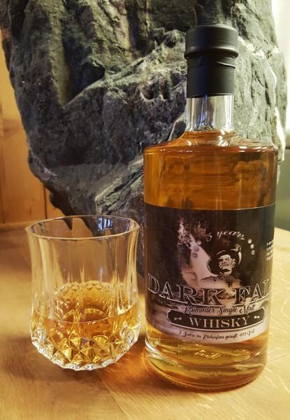 Dark Fall Whisky 0,5lt